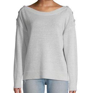 NWT Joie Gadelle Linen Cotton Sweater